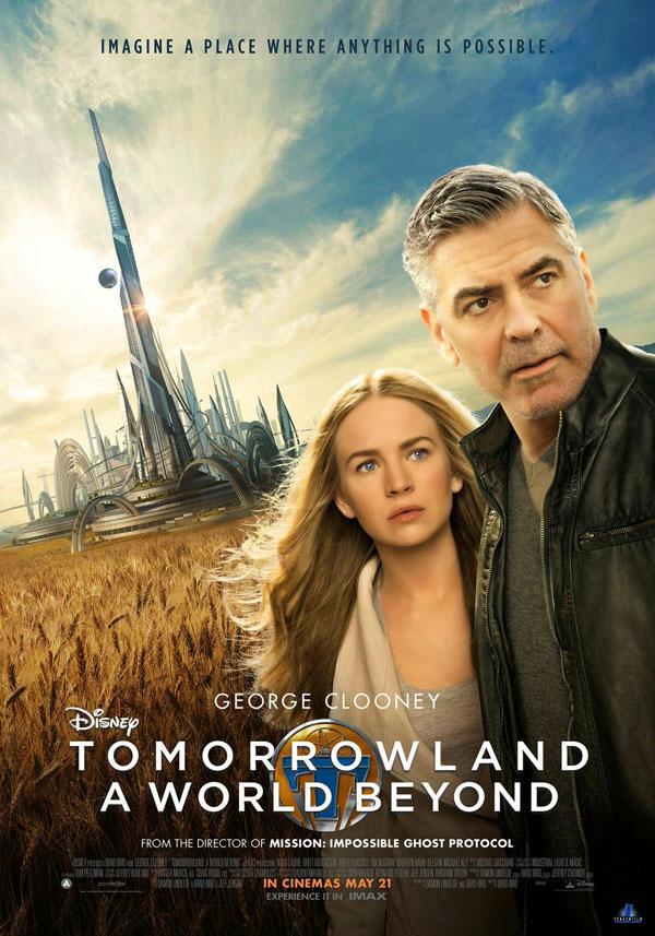 [ภาพ MASTER มาแล้ว] TOMORROWLAND (2015) ผจญแดนอนาคต [720P] [เสียงไทยโรงชัด + จีน]