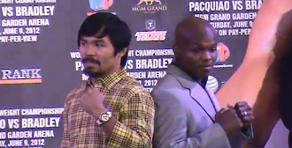 Pacquiao and his Daytona