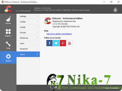 CCleaner 5.12.5431 All Edition (Universal Crack)