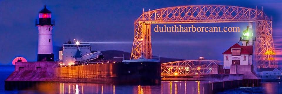 Duluth Harbor Cam