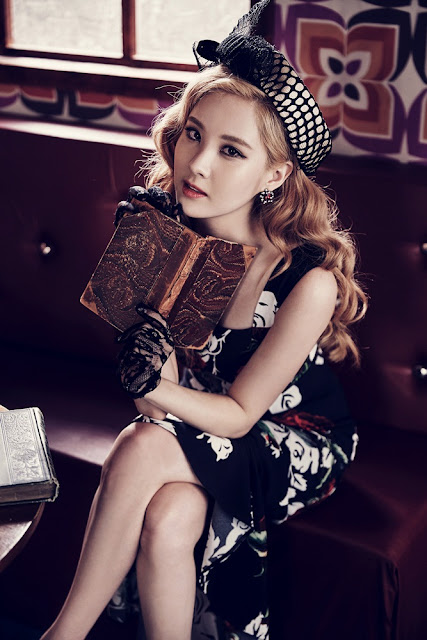 SNSD Seohyun Lion Heart Girls Generation Teaser Pics 02