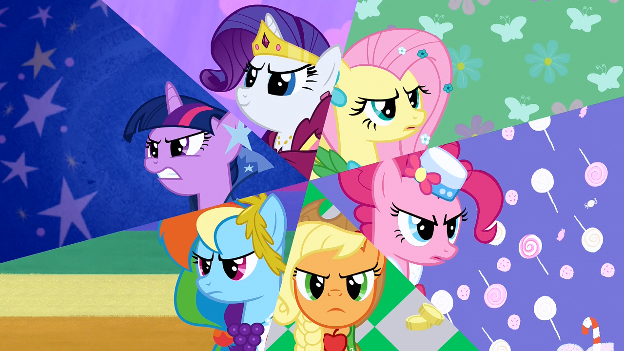 My little pony friendship is magic coloring pages best night ever 26 66 days of