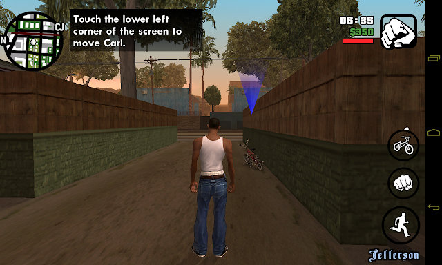 1280 x 768 - 935 kB - png, GTA San Andreas Full Android APK ve Data İndir.