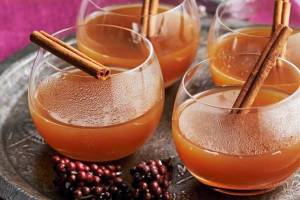 The Recipe File: Mulled Cider