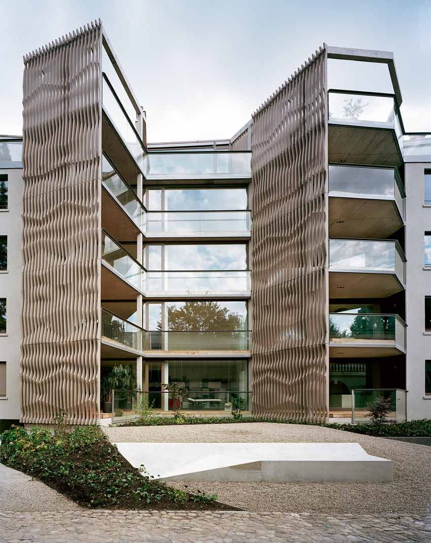 A f a s i a buchner br ndler architekten - Architekten basel ...