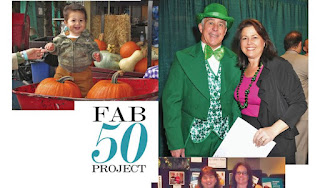 Sue Piazza's Fab 50 Project