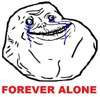 forever alone, 9gag