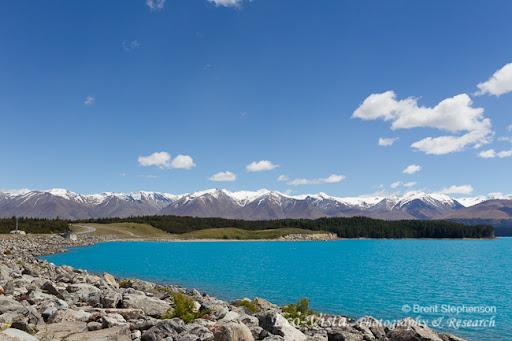 Wisata Danau Tercantik Selandia Baru, Danau Pukaki