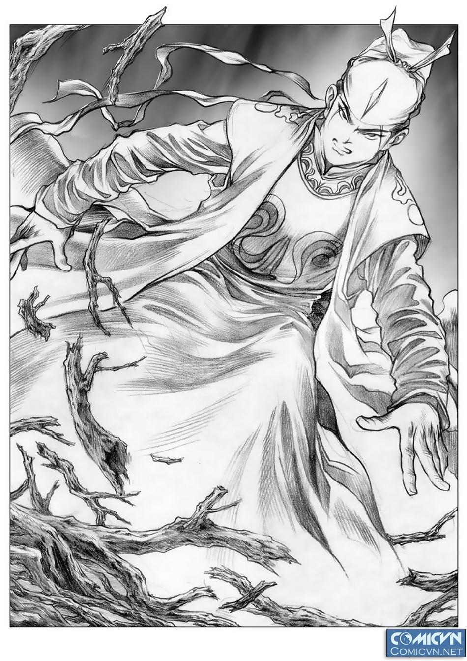 Chung Quỳ Truyền Kỳ Chapter 4 - Hamtruyen.vn