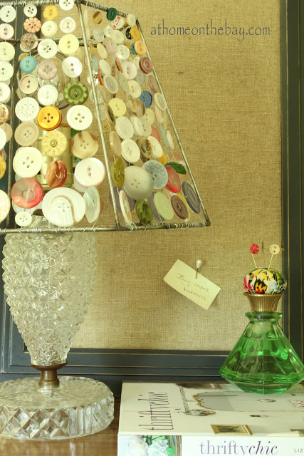 Creative and Cool Ways To Reuse Old Buttons (15) 8