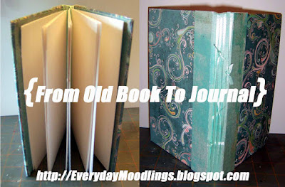 From Old Book to Journal