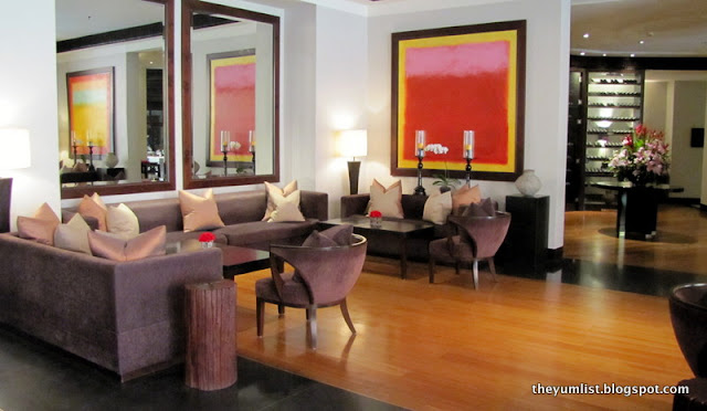 Afternoon Tea, The Lounge, The Club, Saujana Resort,