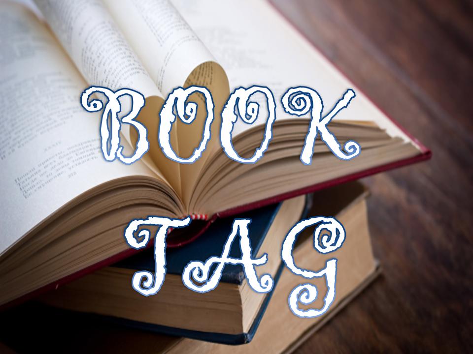Lista de Booktag hechos en el blog