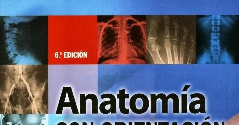APUNTES DE MEDICINA UAGRM: Anatomía con orientación clínica - Moore ...
