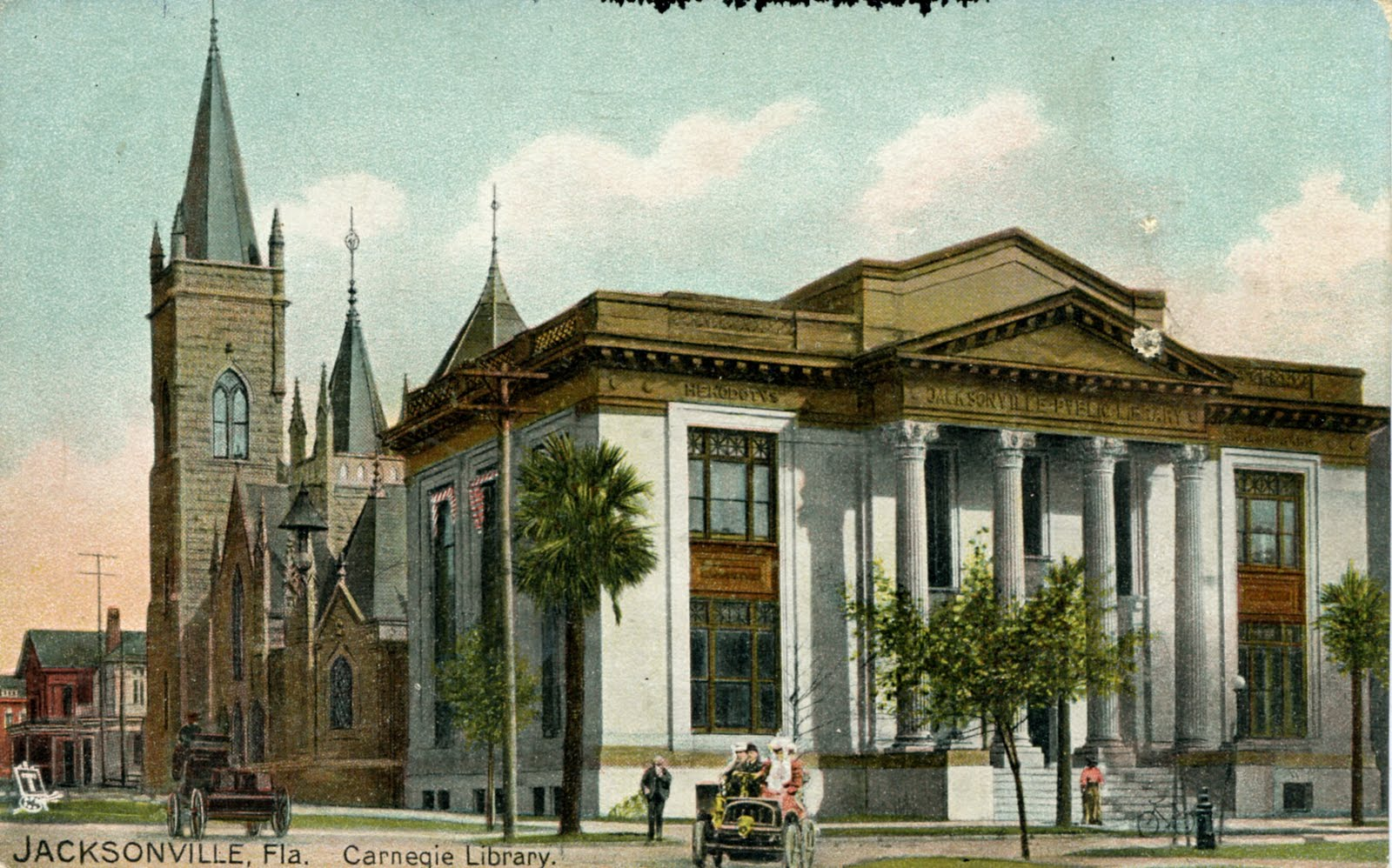 Library Postcards Carnegie Library, Jacksonville, Florida. Auto Insurance In Boston Mole Removal Process. Best Web Design Templates Wifi Packet Capture. Life Insurance No Medical Exam Required. Generate Reports From Excel Tv Patrol Negros. Insurance On A Smart Car Teflon Tape Gas Line. Self Storage In Lancaster Pa. Insurance Companies In Jacksonville Fl. Physical Therapy Management Software