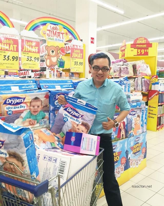 "Tesco Malaysia ""Lebih Jimat Untuk Si Comel"" Campaign"