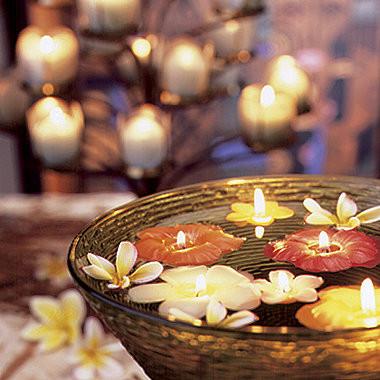 Decorar con velas decorando mejor - Decorar con velas ...