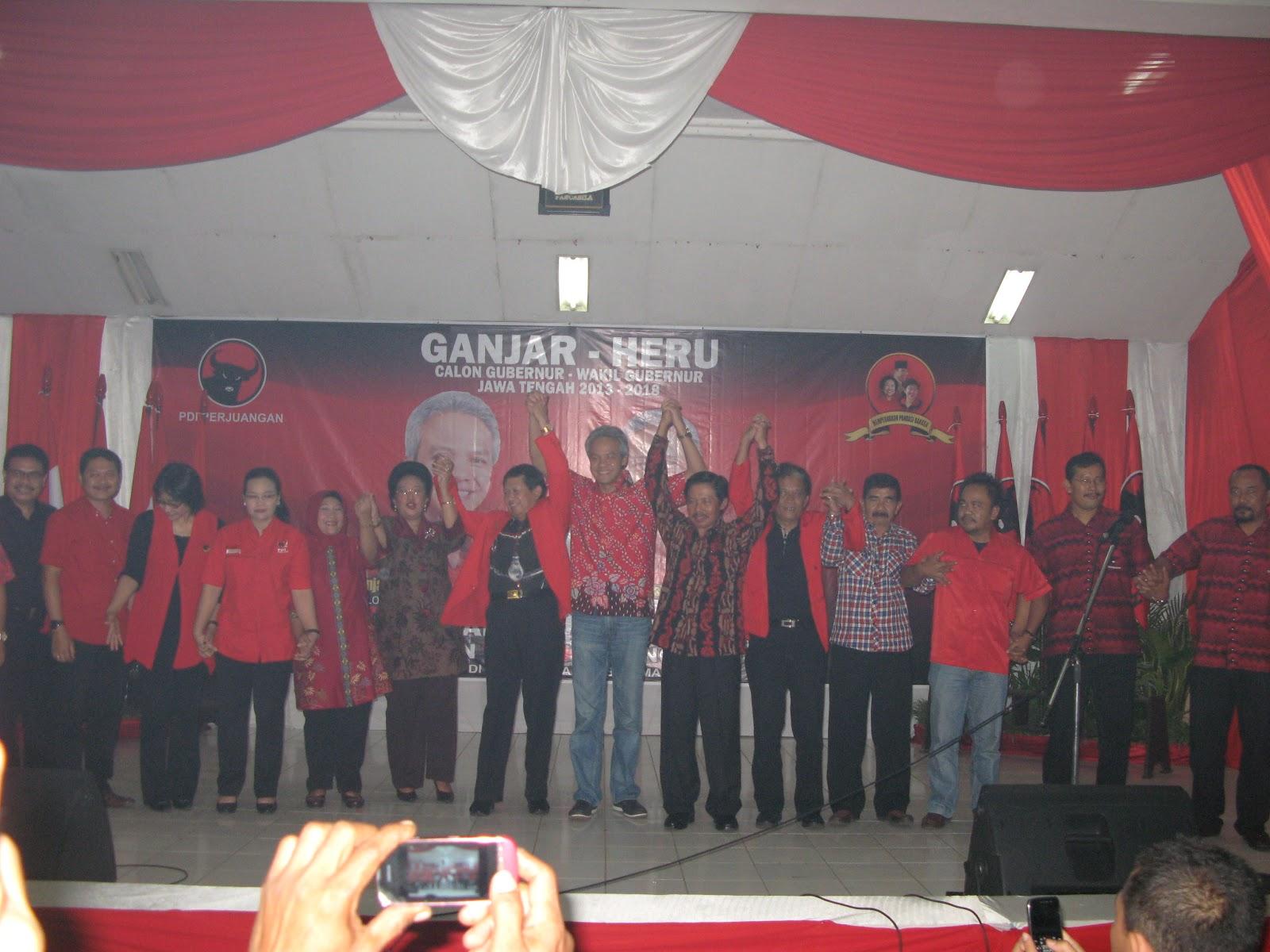 DPC PDI Perjuangan Semarang