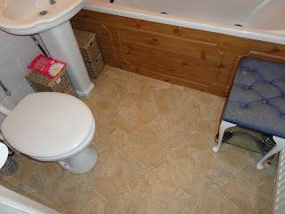 The Old Bathroom Floor