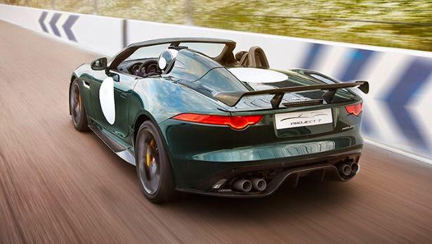 Skunkworks SVO - Jaguar Project 7