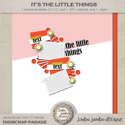 Jimbo Jambo Designs - It's the little things
