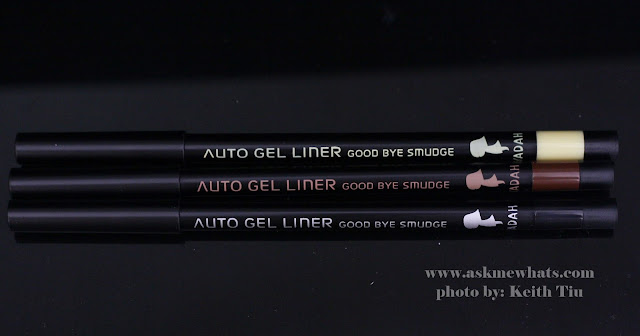 YADAH Auto Gel Liner Pencils photo