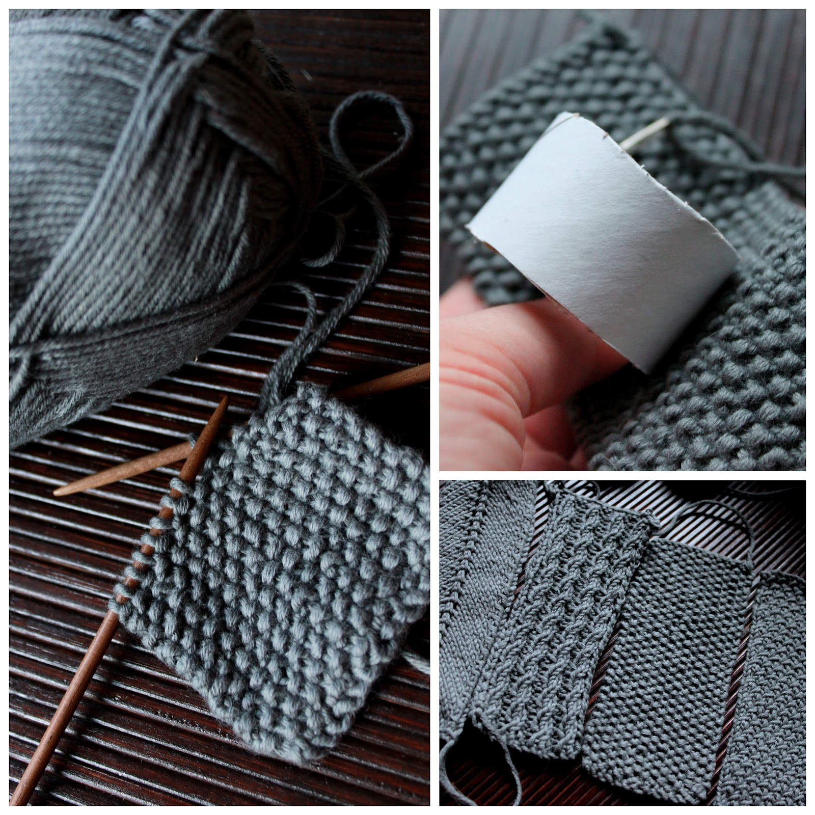 fastgefaehrlich silver cotton portfolio ring web in com plait knitted silber rings en zopfring