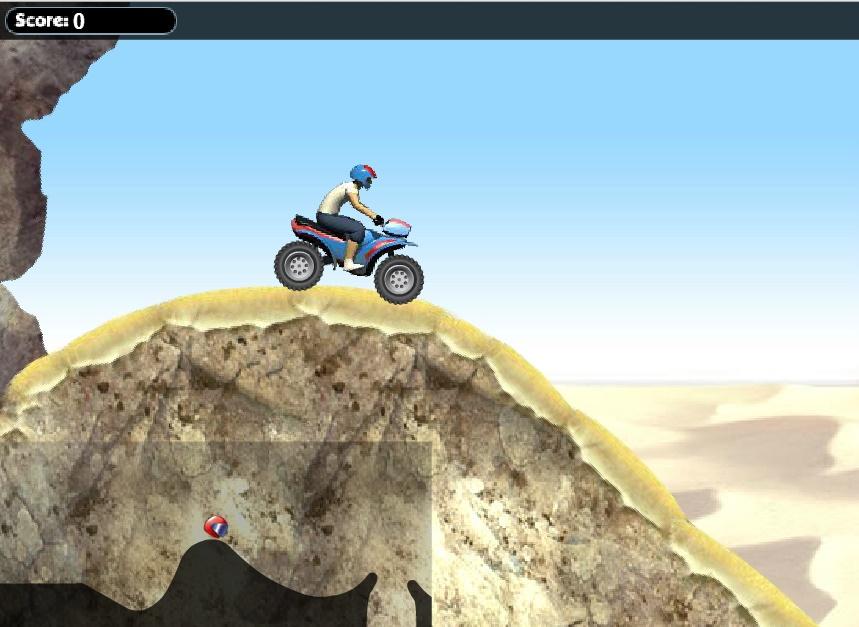 ATV Extreme Play Free Online Fun Game