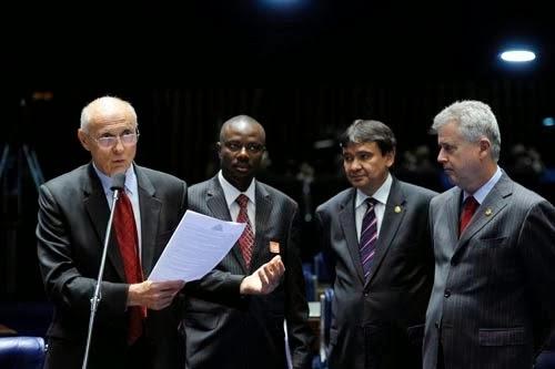Senador Haitiano pede a retirada das tropas da Minustah