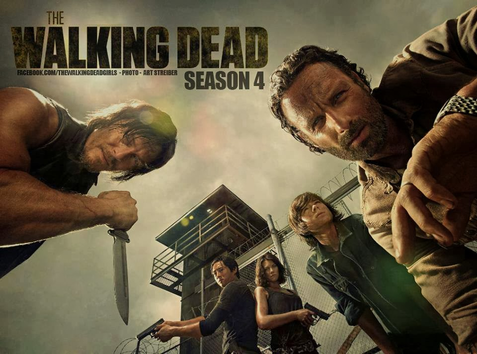 "Watch ""The Walking Dead"" Series Online, Season 4, Episode 1 - 30 Days Without an Accident"