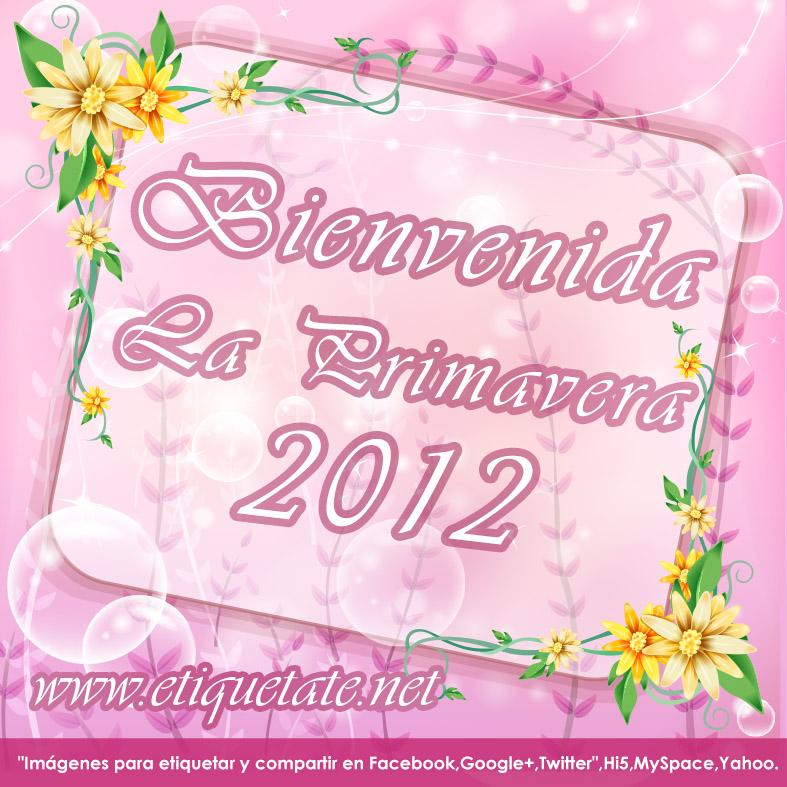 Imágenes para el Día de la Primavera 2012 - 2013