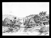 Imagenes:Paisajes Cubanos, de Reidelio Moret paisajetinta