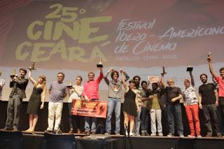 25º Cine Ceará - Festivel Ibero-Americano de Cinema