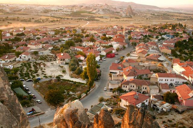 Cappadocia, Cavusin Church