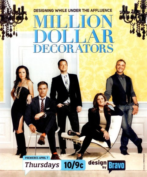 Million Dollar Decorators American Reality Television