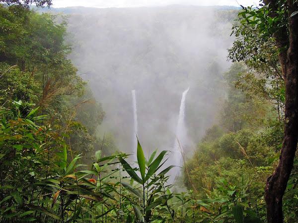 Cataratas Tad Fane en la Bolaven Plateau - Laos