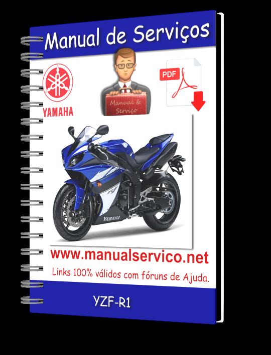 manual de servi u00e7o yamaha yzf r1 2007  2008 manual   servi u00e7o 2009 Yamaha R6 manual de taller yamaha r6 2007