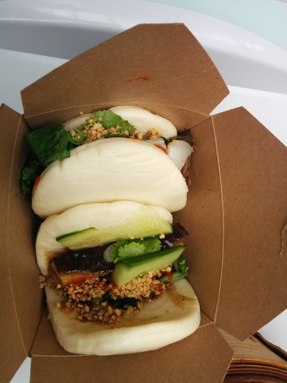 You Say Sandwich We Say Yeah Pork Belly Mean Bao The Grange