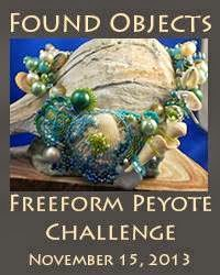 Freeform Peyote Blog Hop