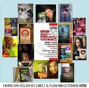 FlashMob Letterario 1 Marzo
