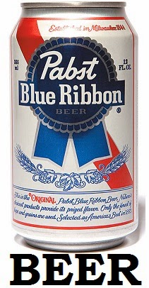 PBR one fine american beer son!