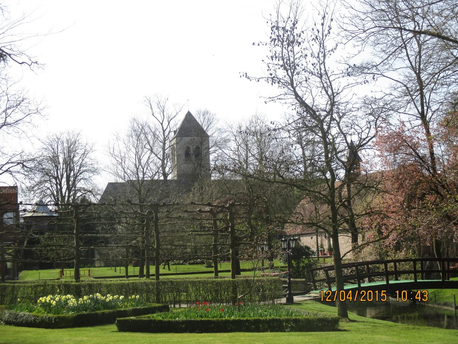 Sint-Martinus en Sint-Christoffelkerk Moorsele