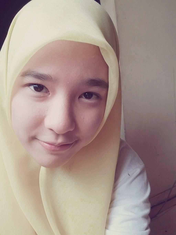Ini teteh Melody  Nabilah Jkt48 Berhijab