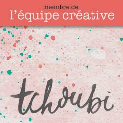 Tchoubi, étampes et matériel créatif en français