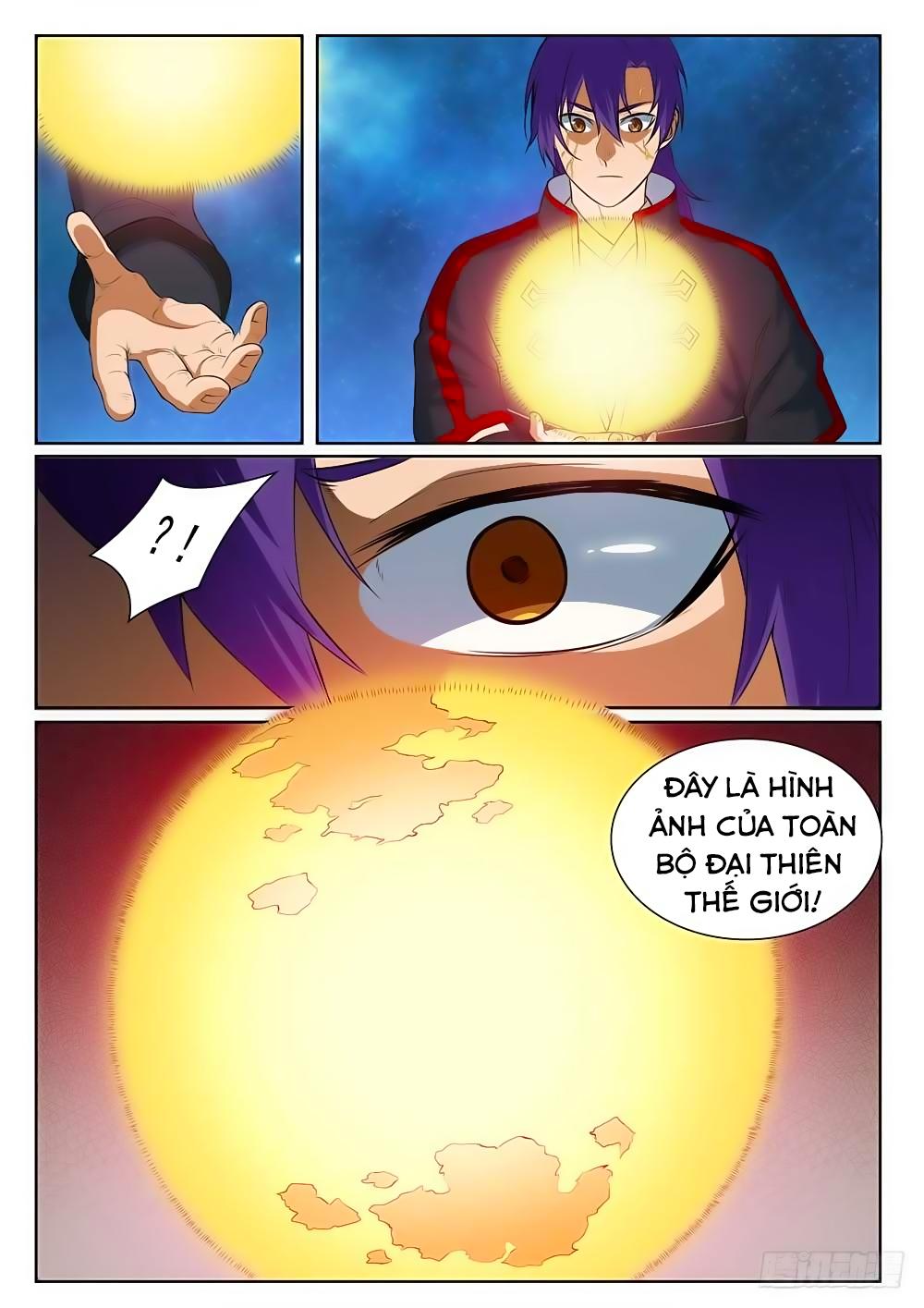 Bách Luyện Thành Thần chap 395 - Trang 8