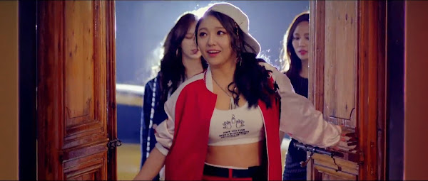 Min from Miss A in Only You