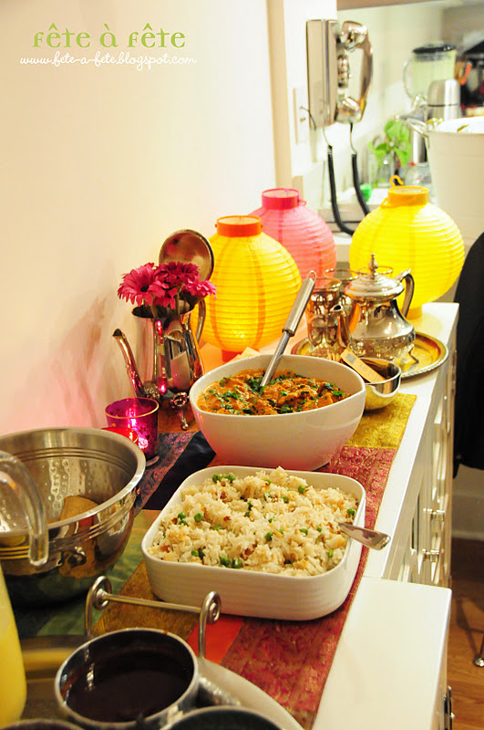 Indian Dinner Party Ideas Part - 18: Saturday, April 30, 2011