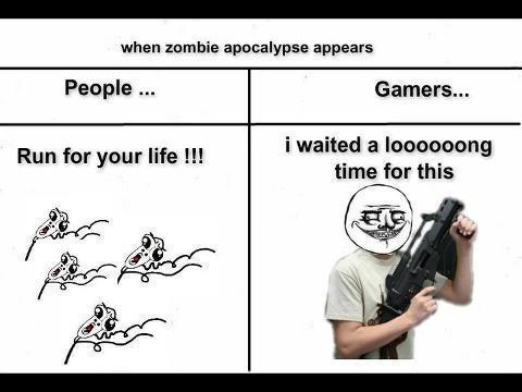 When Zombie Apocalypse
