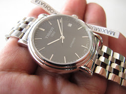 SOLD TISSOT 1853 - BLACK CLASSIC DIAL - AUTOMATIC