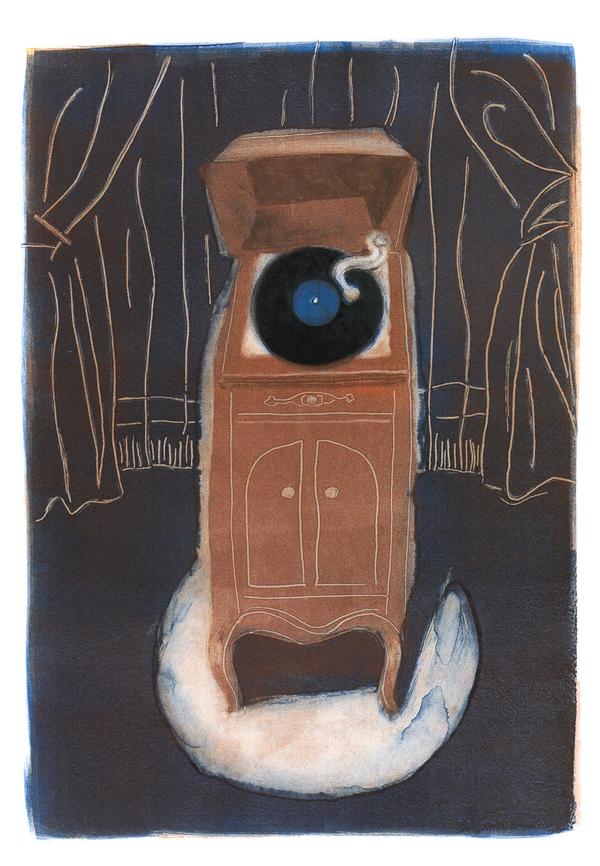 nuncalosabre.Black Cat Bone - Gary Kelley y J. Patrick Lewis